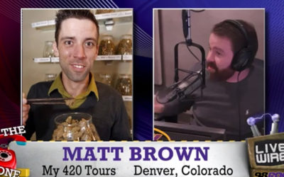 98 Rock Baltimore Interviews My 420 Tours – Video