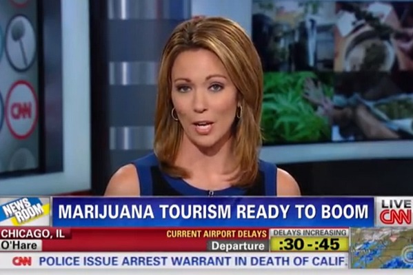 CNN covers My 420 Tours