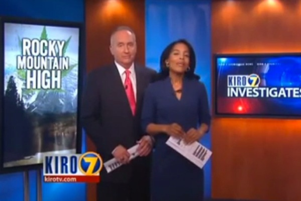 KIRO 7 News covers Marijuana Facilities – VIDEO