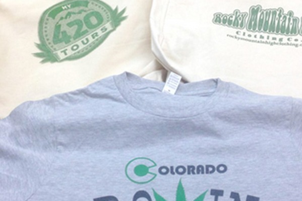 "Rocky Mountain High Clothing Company launches ""Swag Bags"" for My 420 Tours"