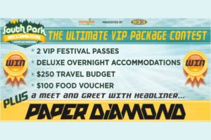 Win VIP Tickets to South Park Music Festival