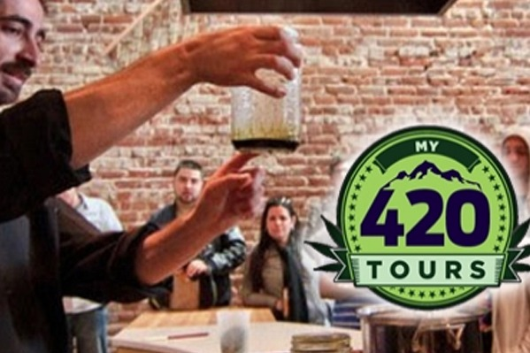 My 420 Tours offering a VOICE Daily Deals for Marijuana Tours
