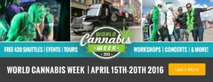 World Cannabis Week 2016