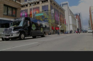 Tour the city in luxury bus