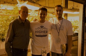 Meet the master grower and friends