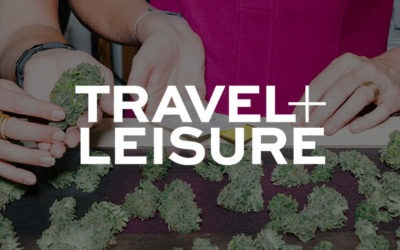 My 420 Tours Featured in Travel + Leisure