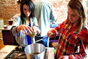 Cooking Cannabis Class
