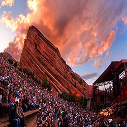 420 friendly activities for father's day, see Bob Dylan at Red Rocks