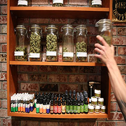 420 friendly activities for father's day, go to a dispensary