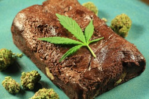 edible pot brownies