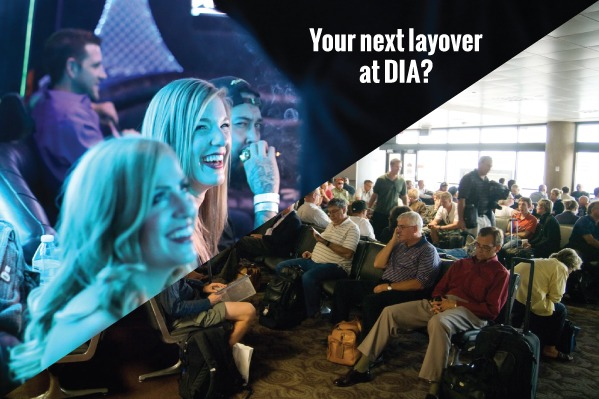 Denver International Airport (DIA) – The 420 Layover, 420 Friendly Transportation and More