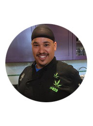 Patrick Bailey, Cannabis Chef