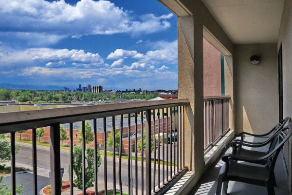 Balcony Cherry Creek Weed Hotel