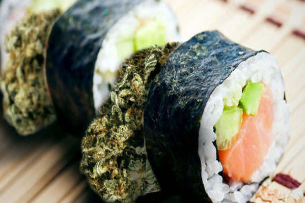 Perfect Denver Date Night: Sushi, Sake, and Joint Rolling Class