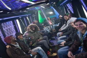 Weed party bus denver
