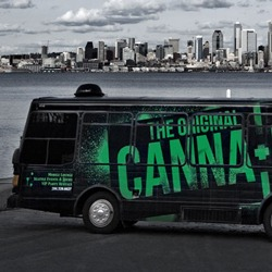 cannabus for football season transportation