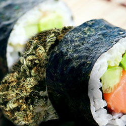 Private Sushi & Joint Rolling
