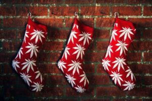 Cannabis Stockings