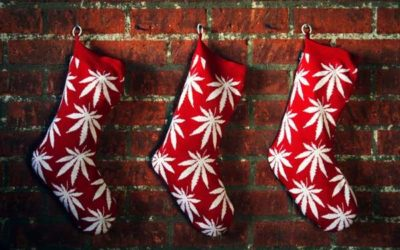 Top Five Holiday Gifts For People Who Love Cannabis