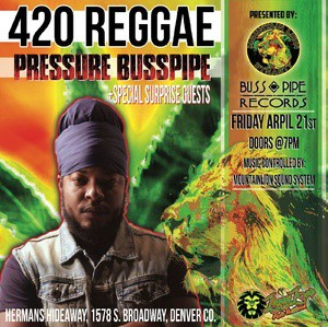 420 Event Denver Reggae
