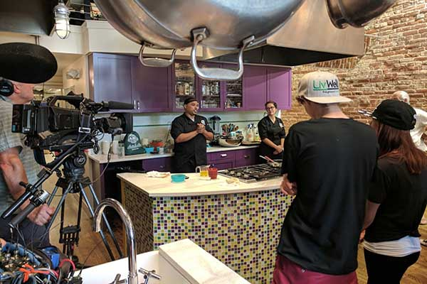 Cannabis Cooking Class Featured on NBC's The Today Show
