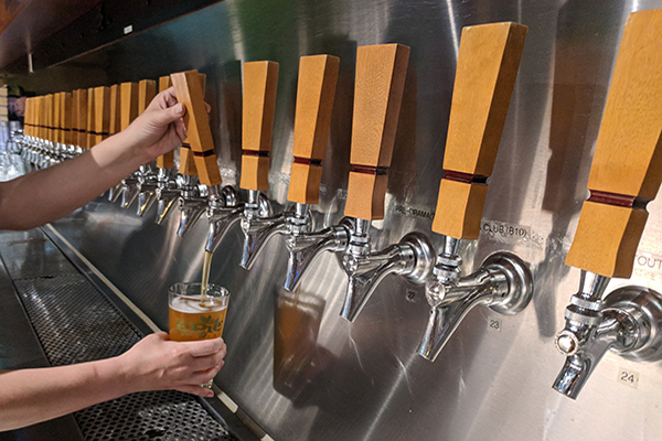 denver brewery tours taproom