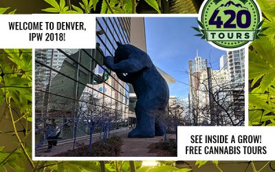 IPW Attendees, Welcome to Denver. Try a FREE Cannabis Tour!