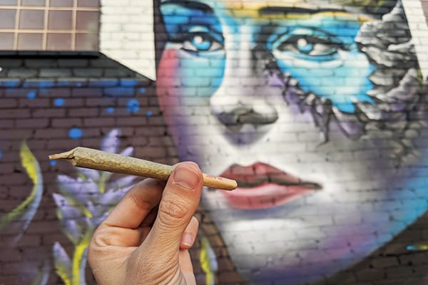 Denver's New Walking Tours Pair Cannabis with Graffiti and Craft Drinks