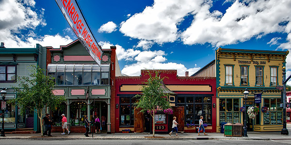 day trips from denver - breckenridge