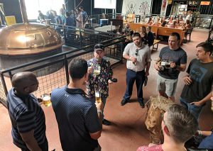 things to do in downtown denver - brewery tour