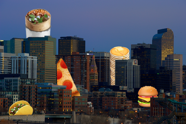 things to do in downtown denver - eat