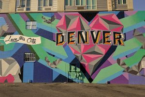 things to do in downtown denver - graffiti