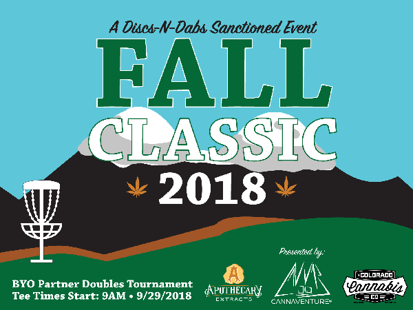 weed games disc golf tournament