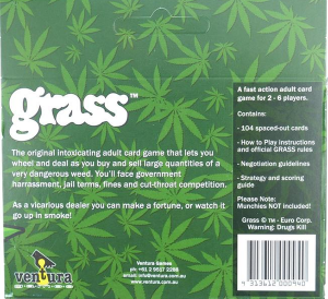 weed games grass