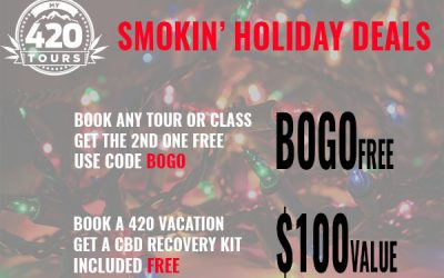Smokin' Holiday Deals this Thanksgiving Weekend ONLY