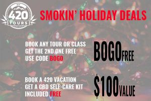 my 420 tours discount code