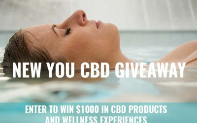 WIN $1000 in CBD Products and Wellness Experiences!