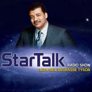 podcasts to listen to - StarTalk