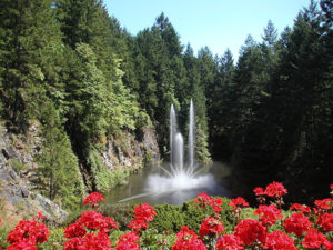 mother daughter trips #6 - gardens in canada