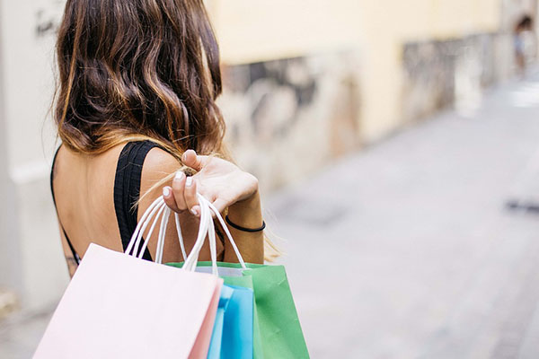 mother daughter trips #8 - shopping in NYC
