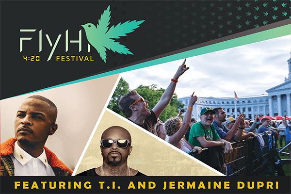 Best 420 Events In Town