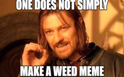 The Internet's Dankest Weed Memes, All In One Place